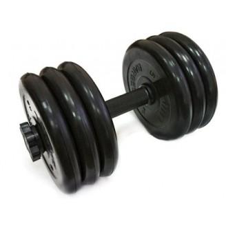 Гантели разборные обрезиненные 31,5 кг