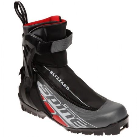 Лыжные ботинки Spine Blizzard 200 на подошве SNS