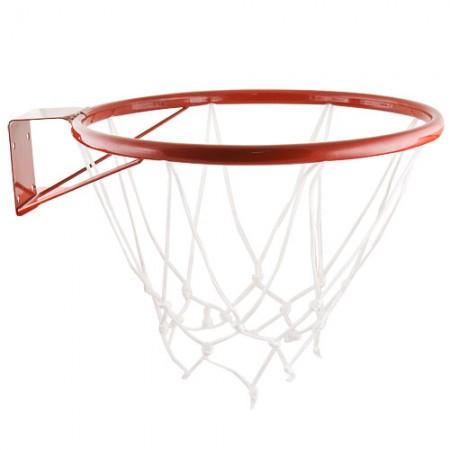 Кольцо баскетбольное с сеткой №3