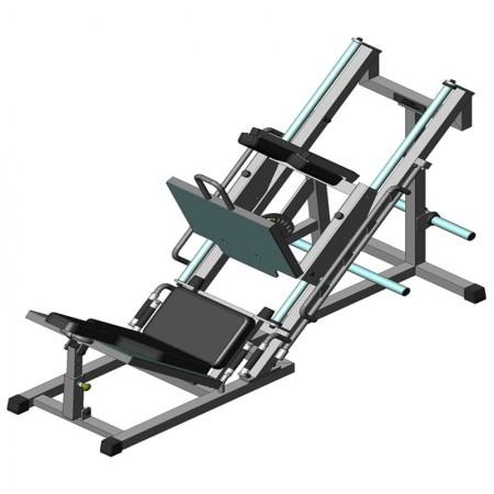Жим ногами / Гак машина (комбинированный) V-SPORT