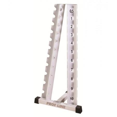 Стойка под гантели V-SPORT (0,5 - 10 кг)