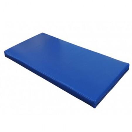 Мат гимнастический школьный 200х100х10 см, плот.22, ТЕНТ