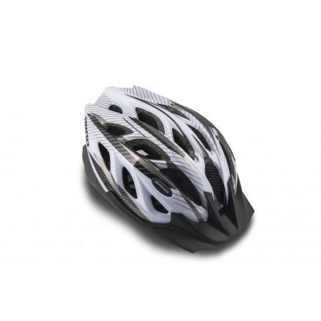 Шлем с сеточкой AUTHOR 53-58см, белый