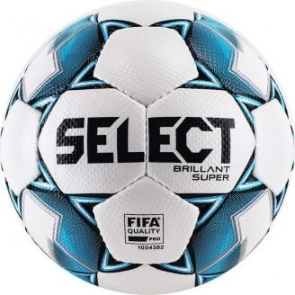 Мяч футбольный Select Brillant Super FIFA размер 5
