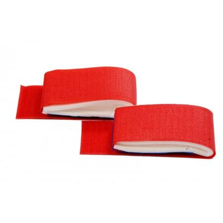 Связки удлиненные для лыж и палок на липучках