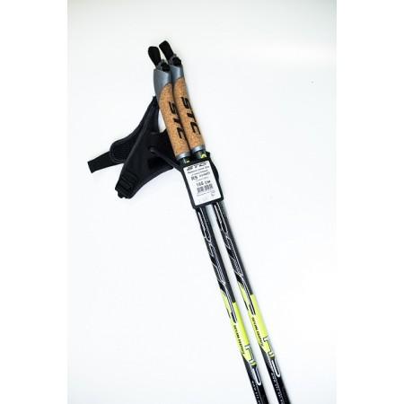 Лыжные палки карбоновые STC RS 175 см