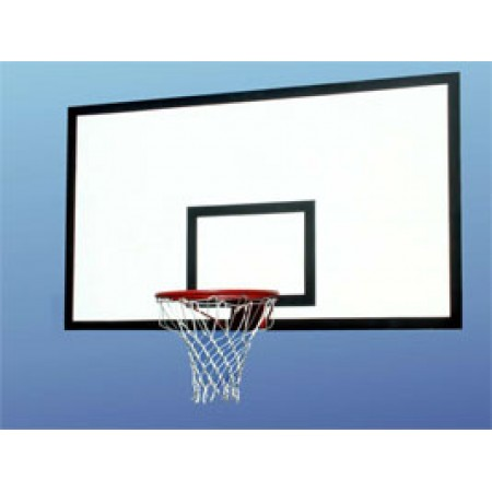 Щит баскетбольный игровой из влагостойкой фанеры 1800х1050мм
