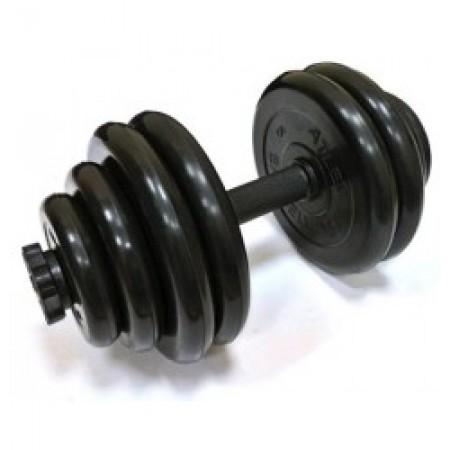Гантели разборные обрезиненные 15 кг