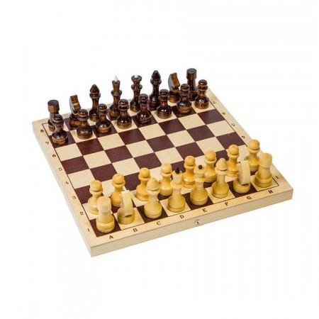 Шахматы лакированные 29*14,5*4 см