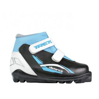 Лыжные ботинки TREK Distanse c липучками на подошве SNS