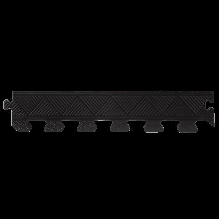 Бордюр для резинового покрытия, толщина 12 мм