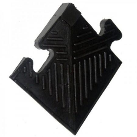 Уголок для резинового покрытия, толщина 12 мм