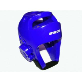 Шлем для тхэквондо, синий