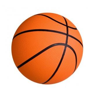 Мячик надувной баскетбольный