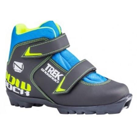 Лыжные ботинки детские TREK Snowrock на подошве NNN