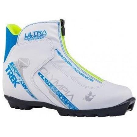 Лыжные ботинки TREK Olympia на подошве NNN