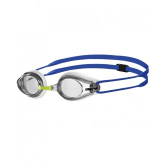 Очки для плавания Arena Tracks White/Clear/Blue