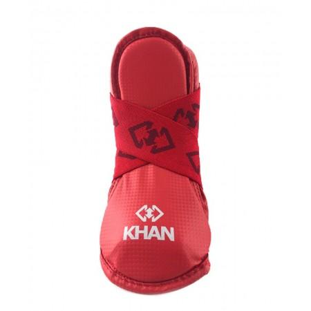 Защита стопы (футы) Khan Kids new, красные