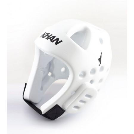 Шлем для тхэквондо Khan детский белый