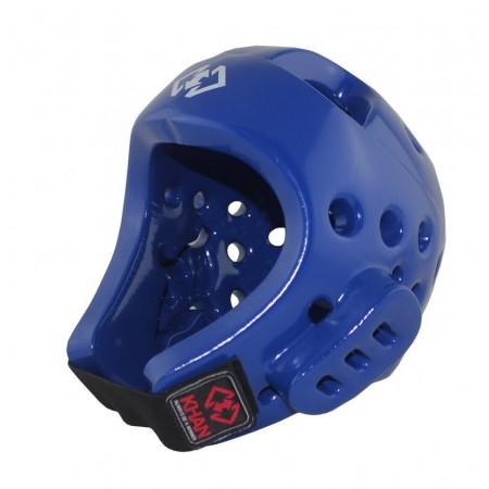 Шлем для тхэквондо Khan синий