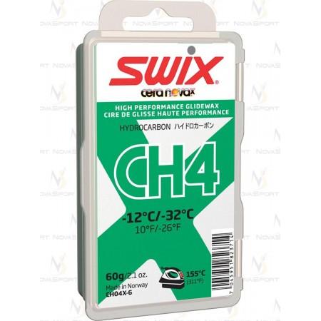 Мазь скольжения Swix CH4X Green -12C/-32C