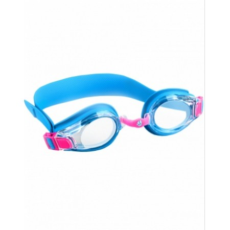 Очки для плавания детские MadWave Bubble, blue