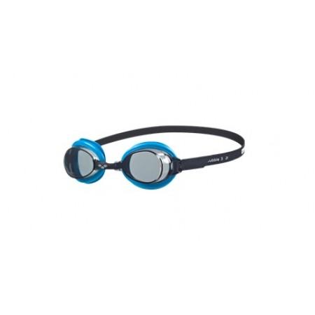 Очки для плавания детские Arena Bubble 3 Junior, smoke/turquoise/black