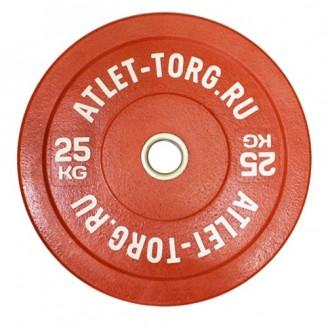 Бамперный диск 25 кг