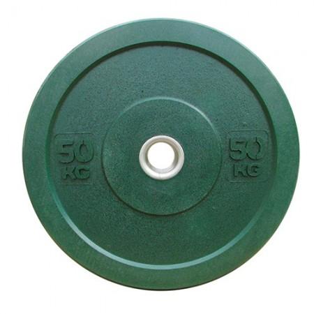 Бамперный диск 50 кг