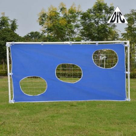 Футбольные ворота 180 х 90 х 90 см и тент для отработки ударов