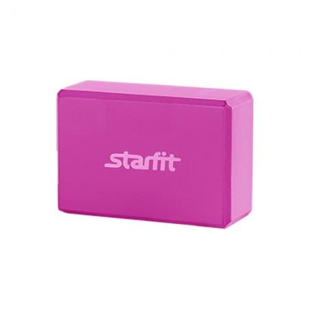 Блок для занятий йогой,розовый