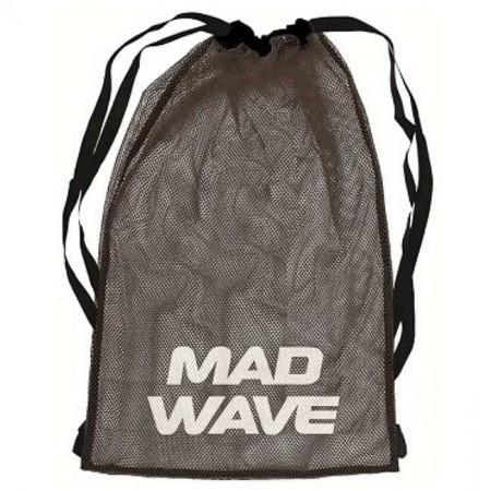 Чехол для ласт MadWave DRY MESH BAG, черный