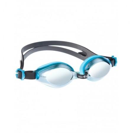 Очки для плавания юниорские MadWave AQUA Mirror