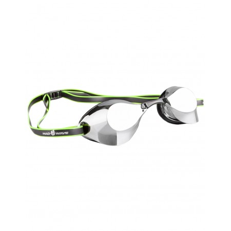 Стартовые очки MadWave Turbo Racer II Mirror