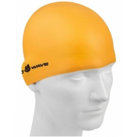 Шапочка для плавания MadWave Intensive BIG Silicone Solid