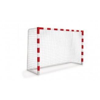 Сетка для мини футбола и гандбола 2 х 3 х 1 м Диам. нити: 5,0 мм яч.100*100 мм, пара